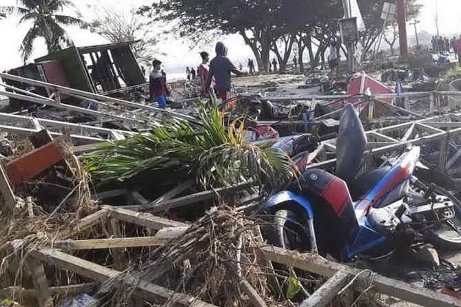 #AccaddeOggi: 28 settembre 2018, terremoto e tsunami in Indonesia, più di 4mila morti