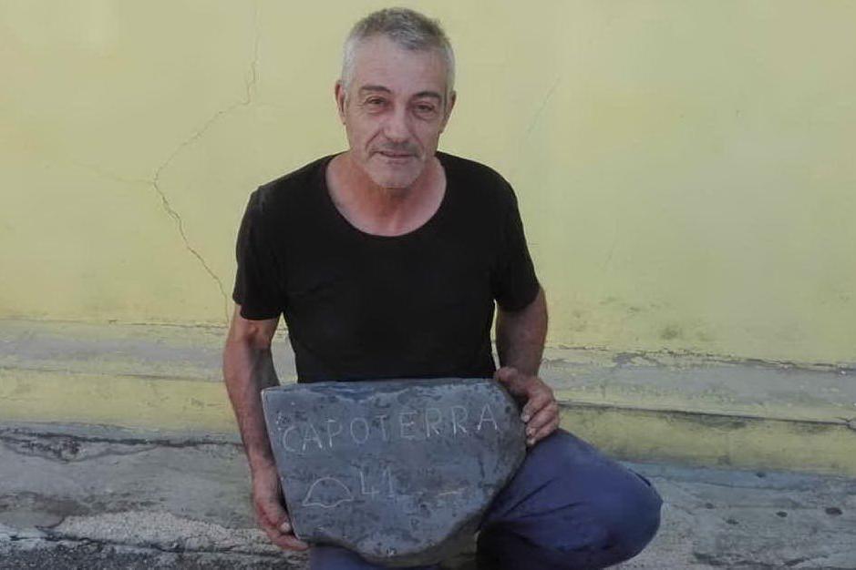 Lo scultore Gianni Marongiu e la sua opera