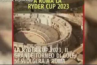 Raggi che errore! L'arena di Nimes finisce al posto del Colosseo