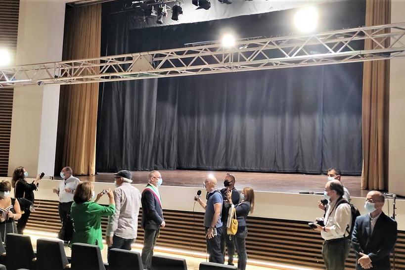 Sassari, dopo 20 anni apre il rinnovato Cine Teatro Astra