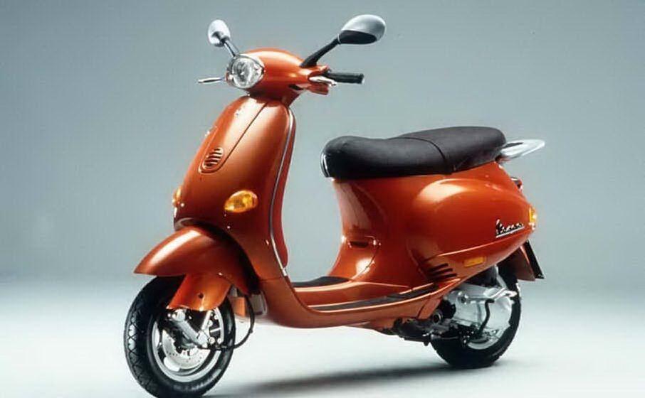 Lo scooter è stato progettato da Corradino D'Ascani