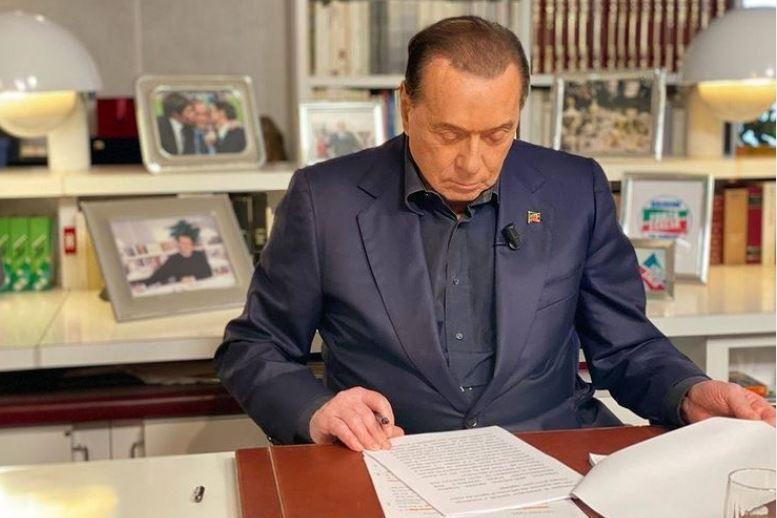 Silvio Berlusconi (Archivio L'Unione Sarda)