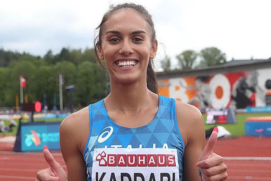 Sassari, Dalia Kaddari sfiora il record italiano juniores dei 100 metri