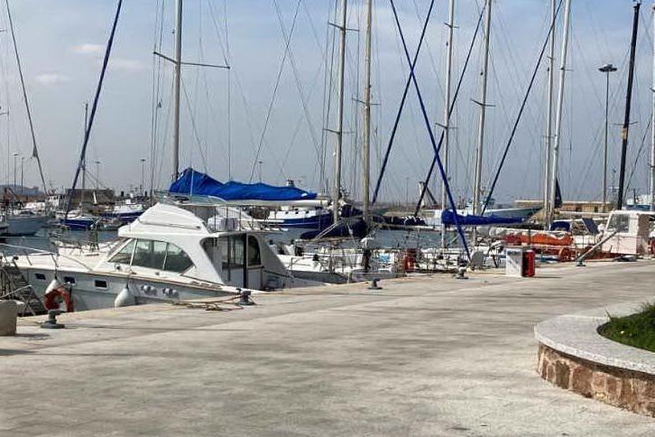 Porto Torres: due nuovi pontili al porto turistico