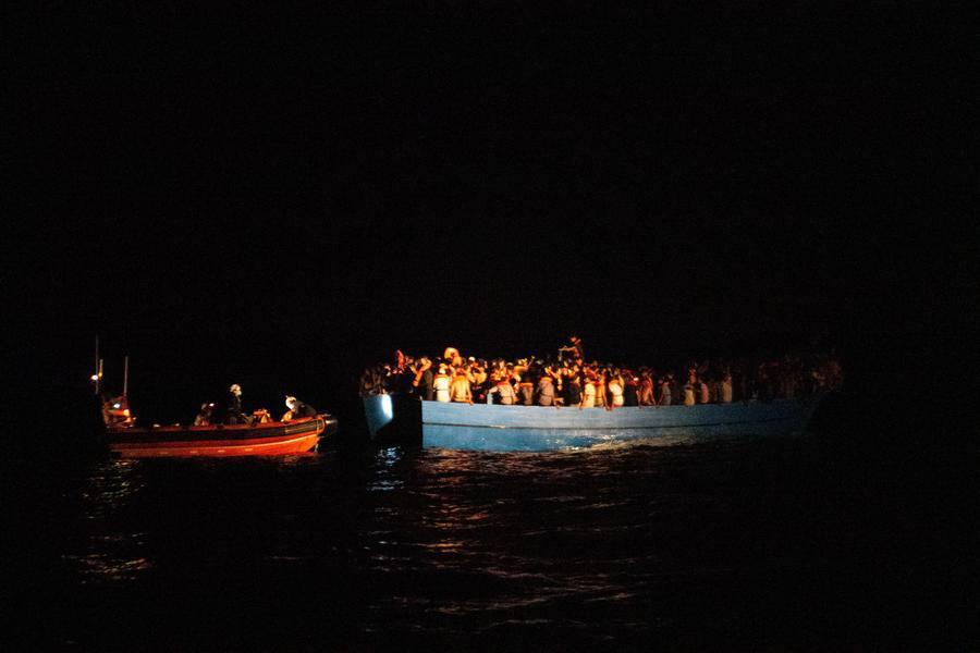 Oltre 400 migranti soccorsi da Sea Watch 3 e Ocean Viking