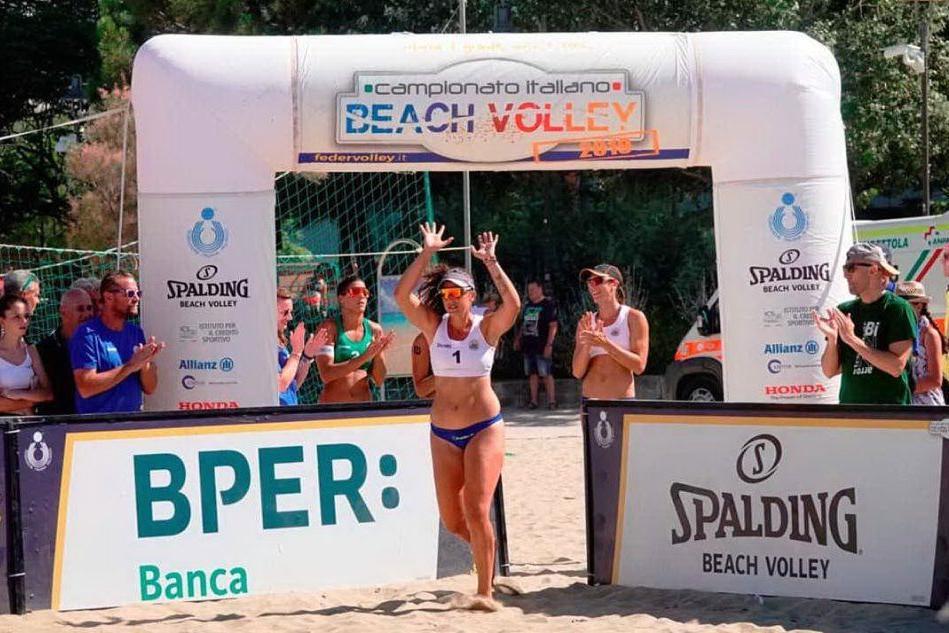 Il grande beach volley torna al Poetto di Cagliari