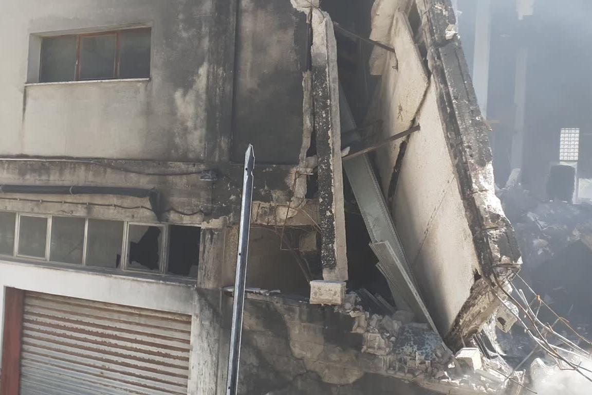 Incendio a Predda Niedda: danni per milioni di euro