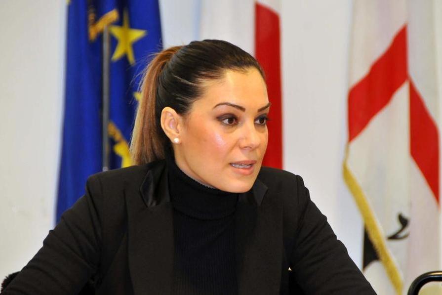 Anita Pili (Archivio L'Unione Sarda)