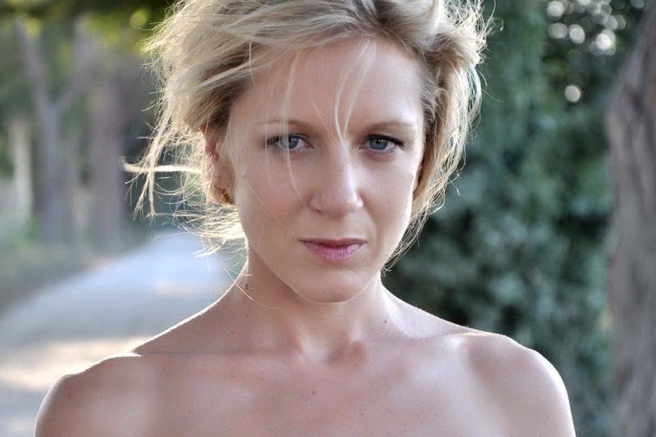 Viola Graziosi (foto concesse da Cedac)