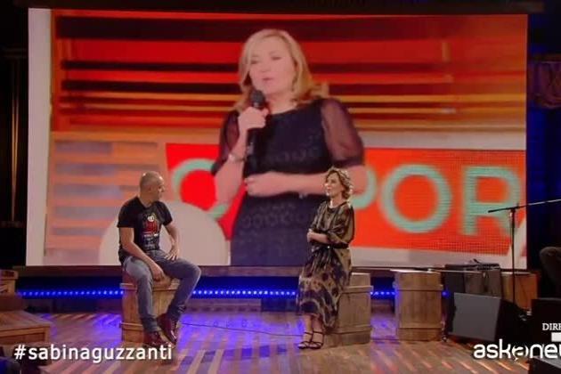 Polemiche sulle parole di Barbara Palombelli, l'imitazione di Sabina Guzzanti