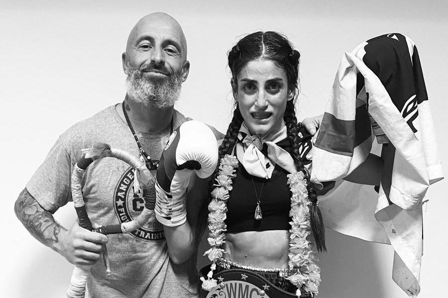 A Bolzano Jessica Meloni conquista il titolo italiano di Muay thai 52 kg