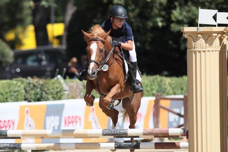 Equitazione e integrazione: un weekend con gare per atleti paralimpici, documentari e libri