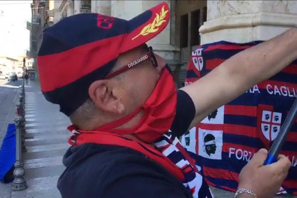 Cagliari, le celebrazioni per il centenario rossoblù