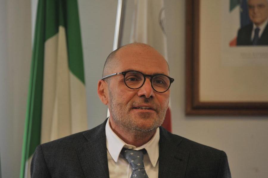 Il prefetto Fabrizio Stelo (Archivio L'Unione Sarda)