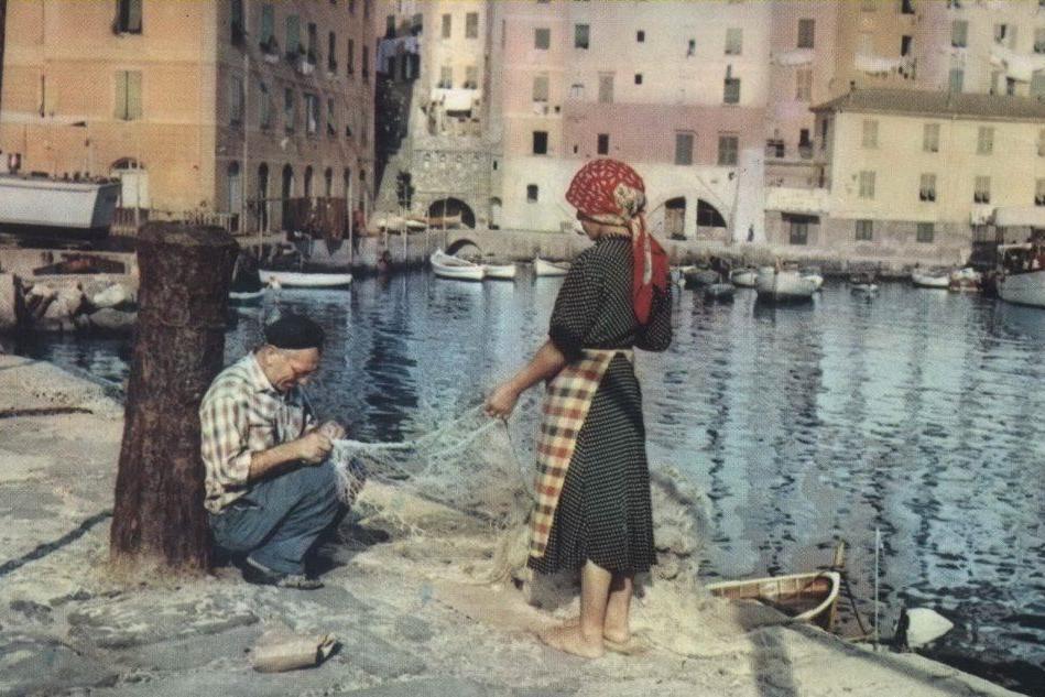 Stintino nei quadri di Nani Tedeschi e nelle foto del primo Novecento: due rassegne a Sassari