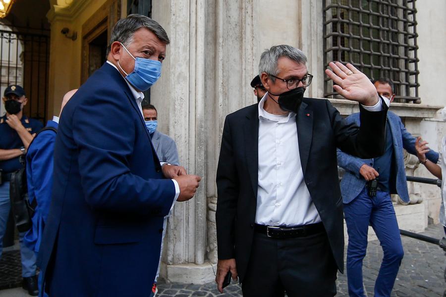 Pensioni, braccio di ferro tra Governo e sindacati. Draghi lascia il tavolo