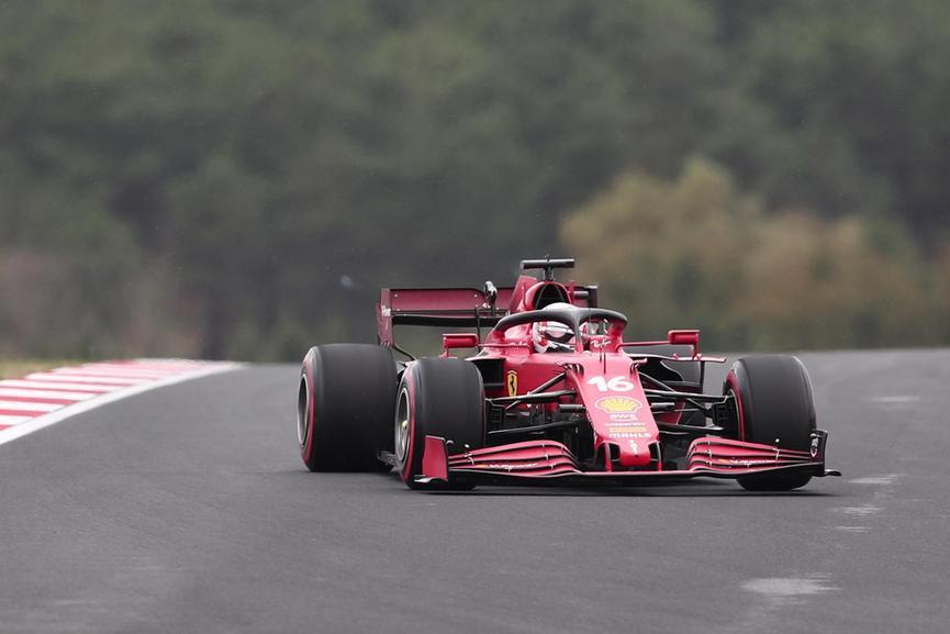 Gran Premio di Turchia:pole di Bottas su Verstappen, poi Leclerc