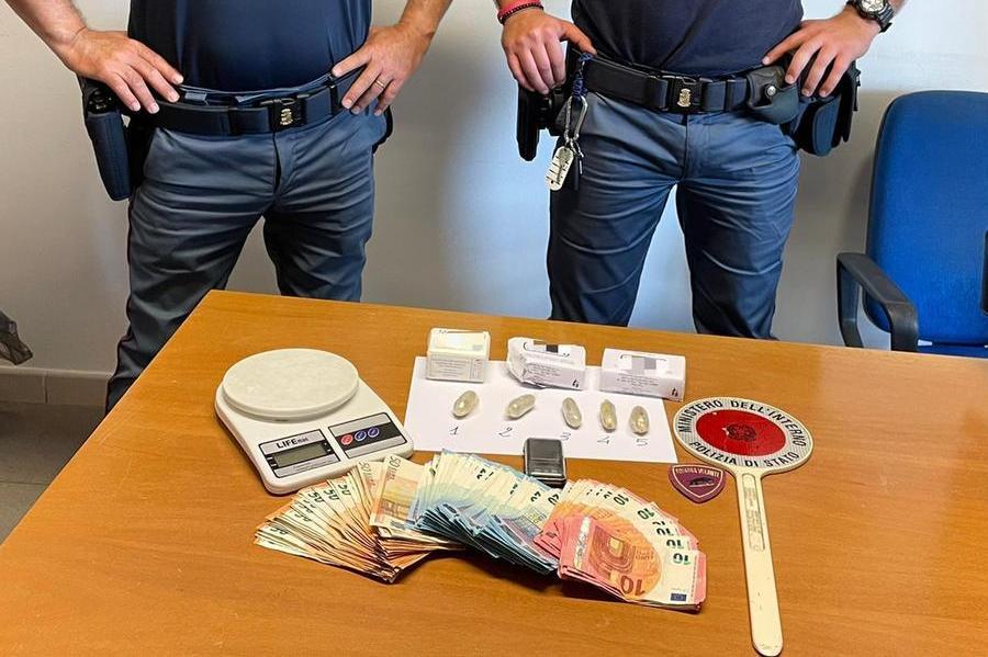 Quartu, due in cella per detenzione di droga