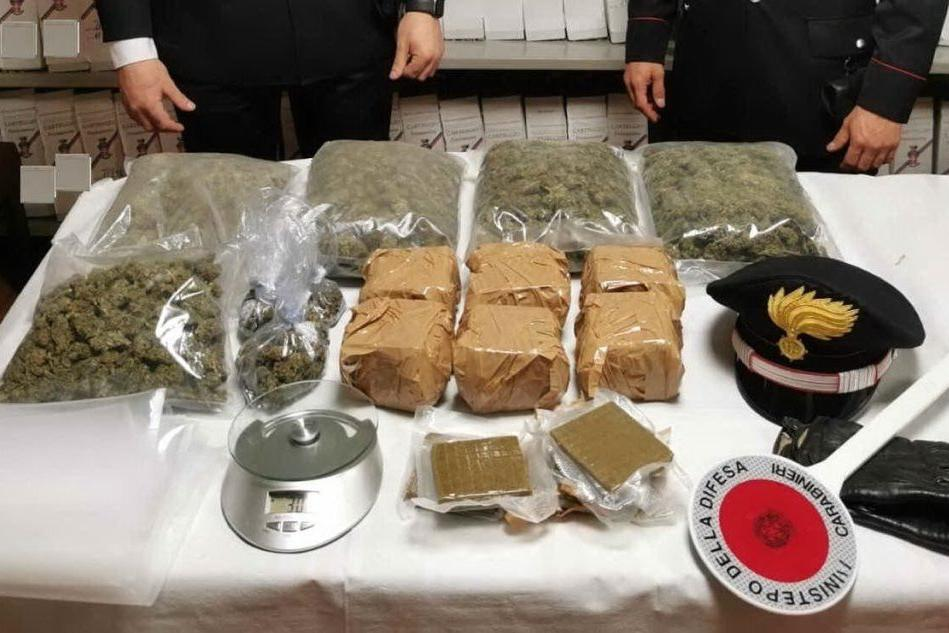 Oltre sei chili di droga, in manette 55enne di Selargius