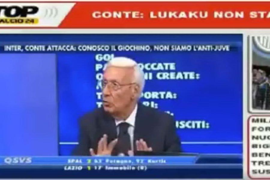 """""""Lukaku? Per fermarlo servono dieci banane"""": opinionista licenziato VIDEO"""