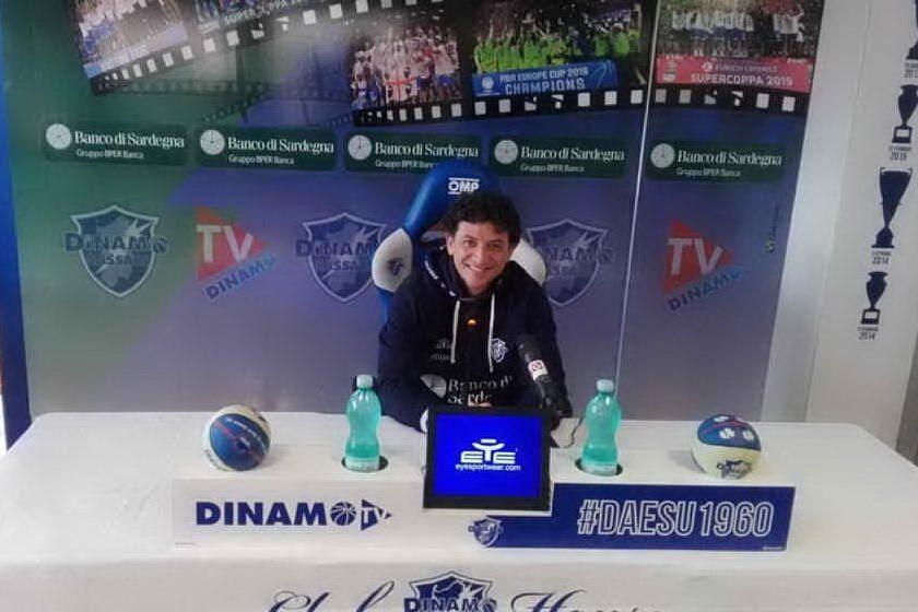 Le ragazze della Dinamo a Bologna senza Arioli e Fekete