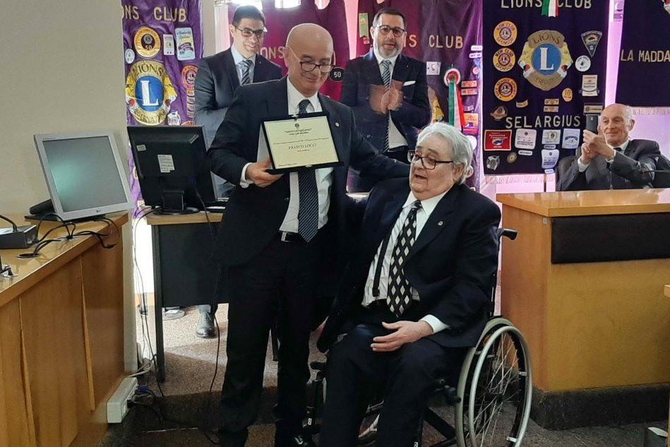 Macomer, il Lions club celebra i 50 anni