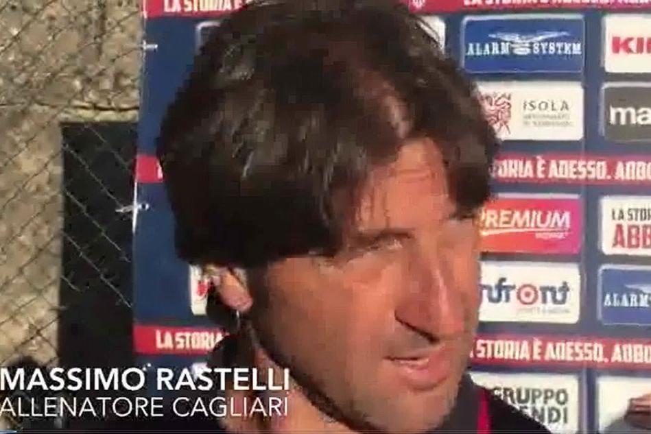 """Il Cagliari vince sulla Pistoiese per 3-0, Rastelli: """"Un buon test"""""""