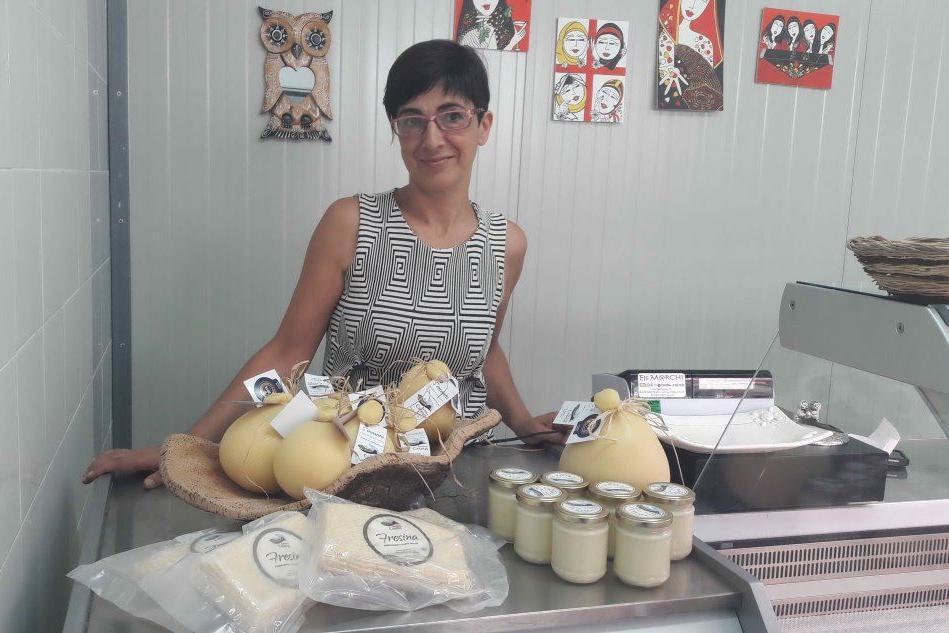 Macomer, l'oscar per le eccellenze sarde ai formaggi di Anna Mura