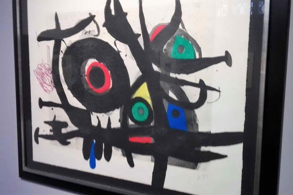 I capolavori su carta di Picasso e Maria Lai in mostra alla Fondazione di Sardegna