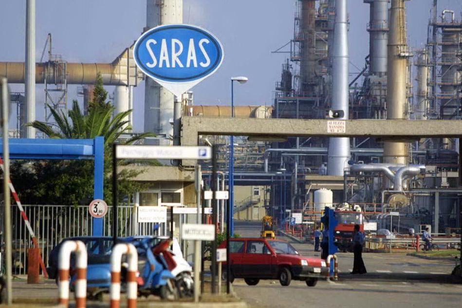 Saras (foto d'archivio)