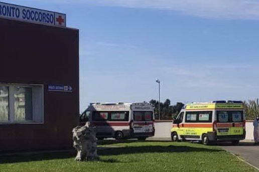 Nuovamente chiuso il pronto soccorso dell'ospedale di Oristano
