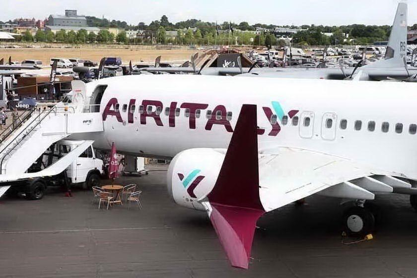 Air Italy, doppia protesta dei lavoratori a Cagliari e Roma
