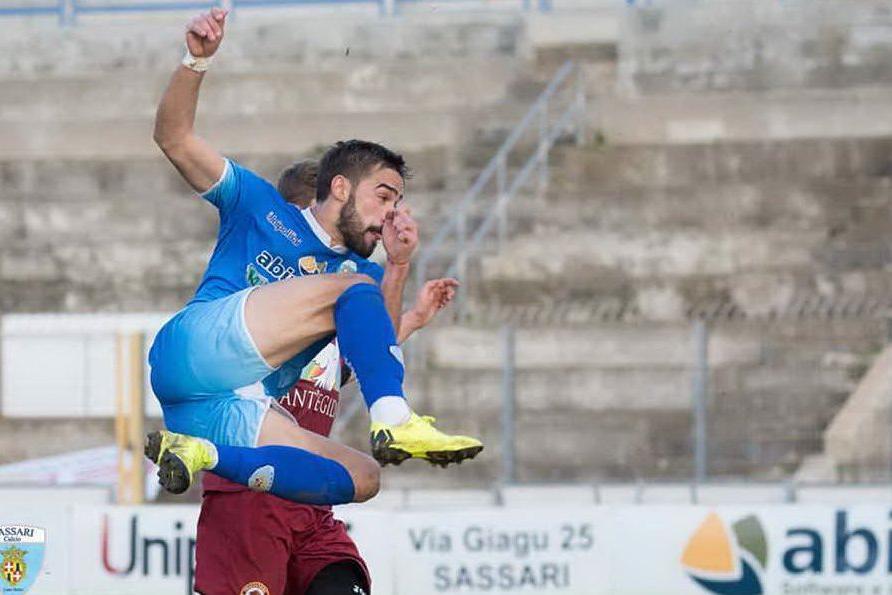 Il Latte Dolce fa rientrare l'attaccante argentino Sartor
