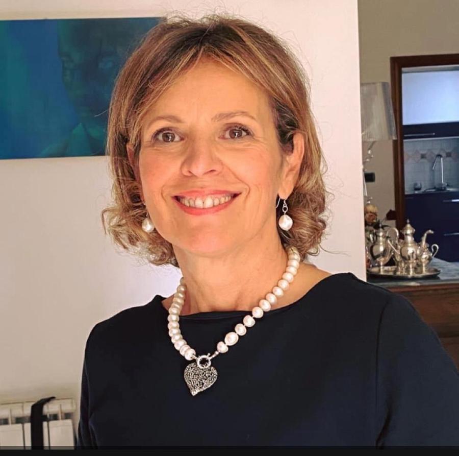 Maria Tiziana Putzolu, consigliera regionale di parità (foto concessa)