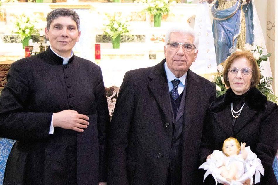 Donori, la parrocchia di San Giorgio ha la sua nuova Priora