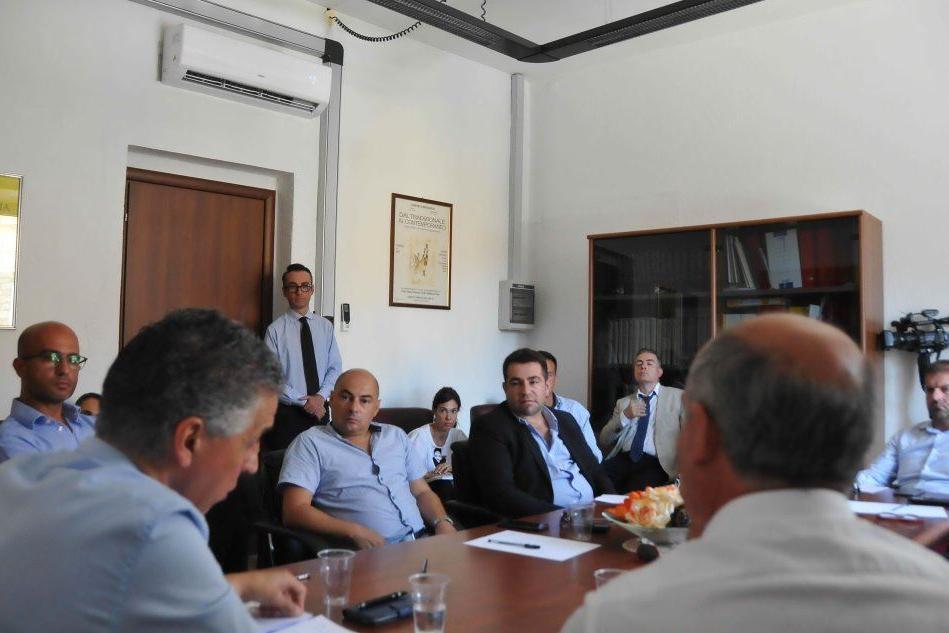 L'incontro (foto ufficio stampa)