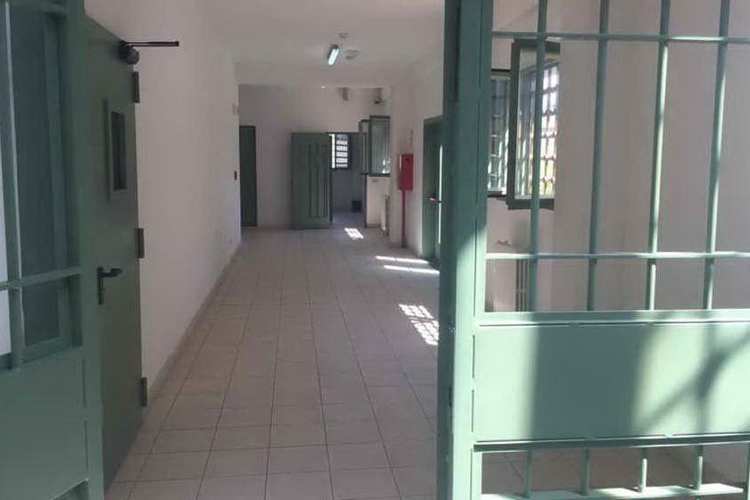 Il carcere di Massama (Archivio L'Unione Sarda)