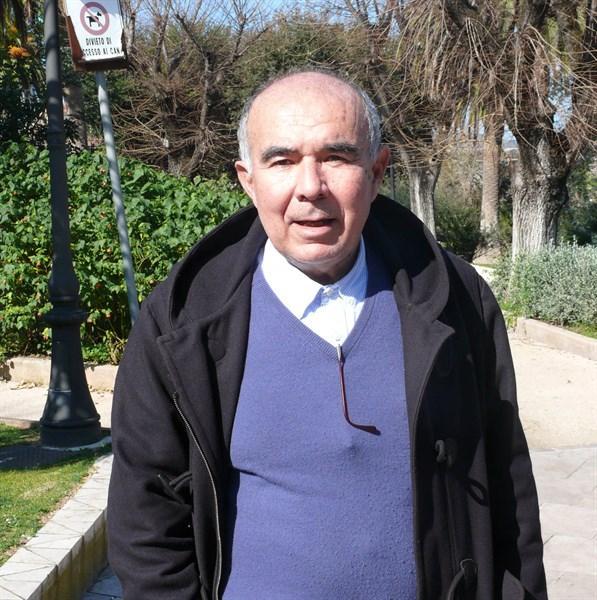 Carlo Sechi (foto archivio L'Unione Sarda)