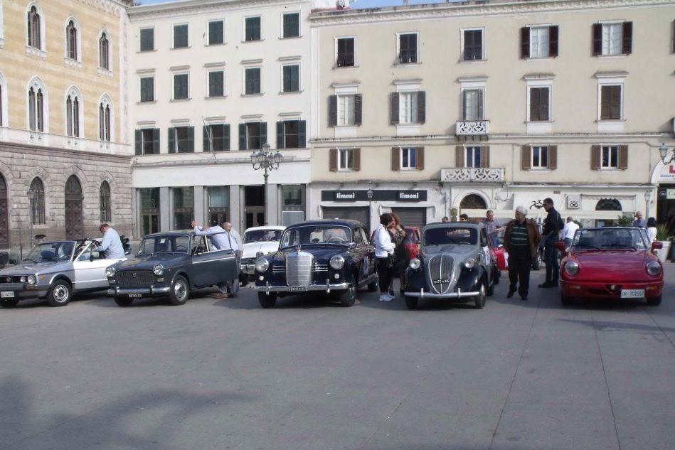 """Auto e moto d'epoca: nel weekend la """"Scala di Giocca-Osilo"""""""