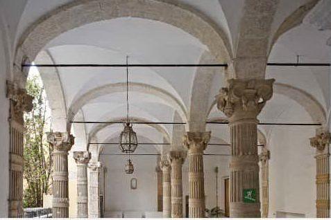 Facoltà di architettura (foto università di Cagliari)