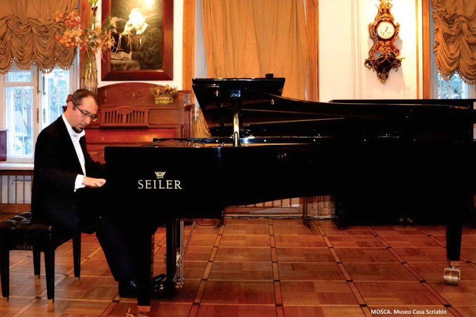 Da Parigi a Sassari: il pianista Roberto Piana grande protagonista