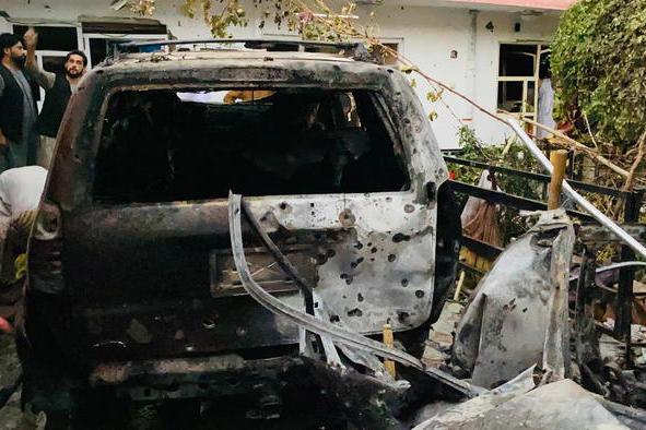 """L'ammissione del Pentagono su Kabul: """"Uccisi 10 innocenti"""""""