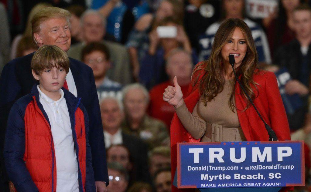 Un discorso a supporto della campagna presidenziale 2016 (foto Wikipedia)