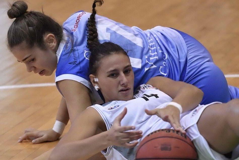 Basket, derby cagliaritano tra Virtus e Cus