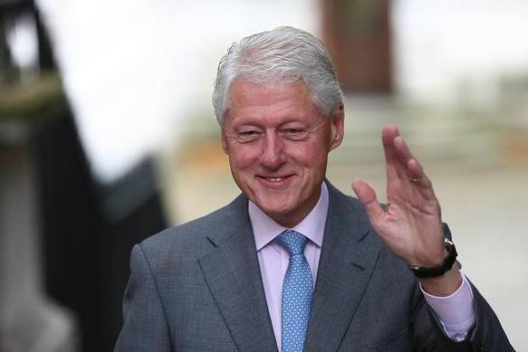 Bill Clinton in ospedale: èricoverato in terapia intensiva