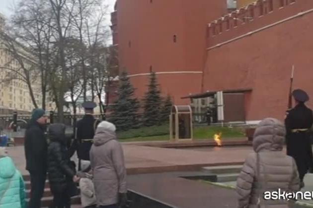 """Covid, la Russia chiude per """"ferie"""""""