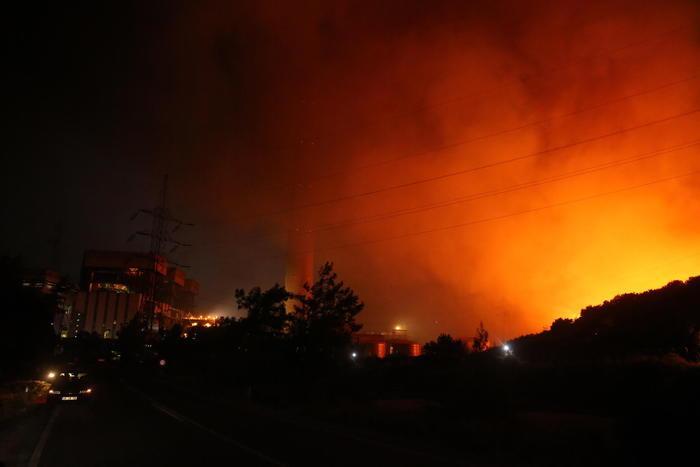 Inferno di fuoco in Algeria: 38 morti, tra cui 25 soldati impegnati a domare le fiamme - L'Unione Sarda.it