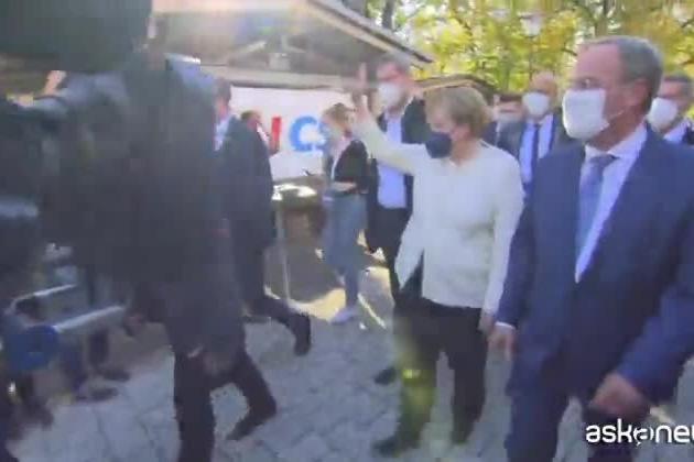 Germania al voto, testa a testa fra Spd e Cdu