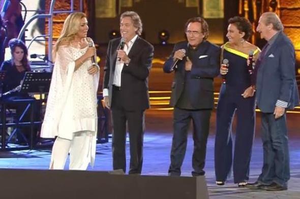 Albano e Ricchi e Poveri, il grande concerto a Olbia