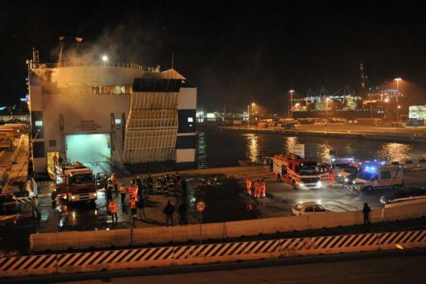 Appalto di Stato: sulle navi le merci pericolose